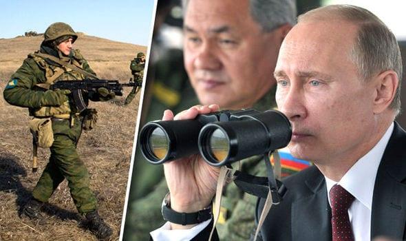 Ρωσία, Πούτιν Γεωπολιτική, Νίκος Χατζής
