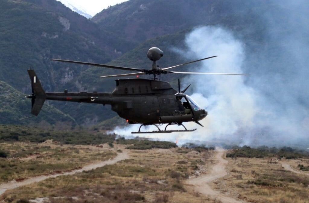 ΟI ΠΡΩΤΕΣ ΒΟΛΕΣ ΤΩΝ ΕΛΛΗΝΙΚΩΝ OH-58D Kiowa Warrior…! (Π&Δ) @Goal Consulting