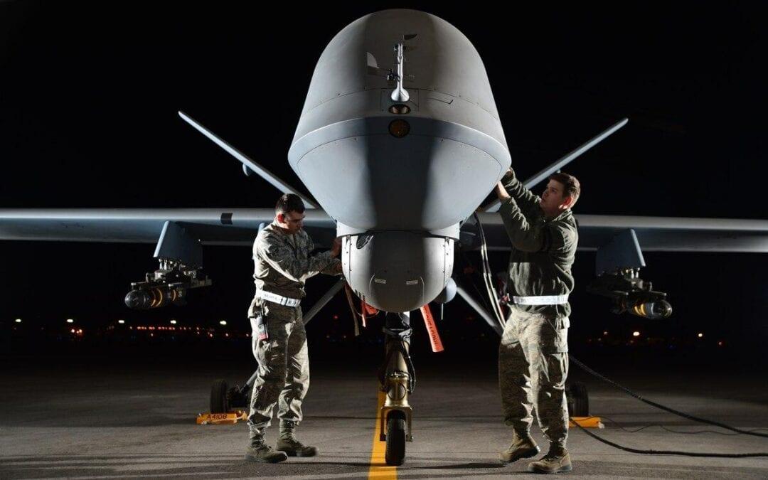 OI ΗΠΑ ΠΡΟΩΘΟΥΝ ΤΗΝ ΠΩΛΗΣΗ ΟΠΛΙΣΜΕΝΩΝ drones ΣΤΑ ΗΑΕ @ΠΤΗΣΗ.