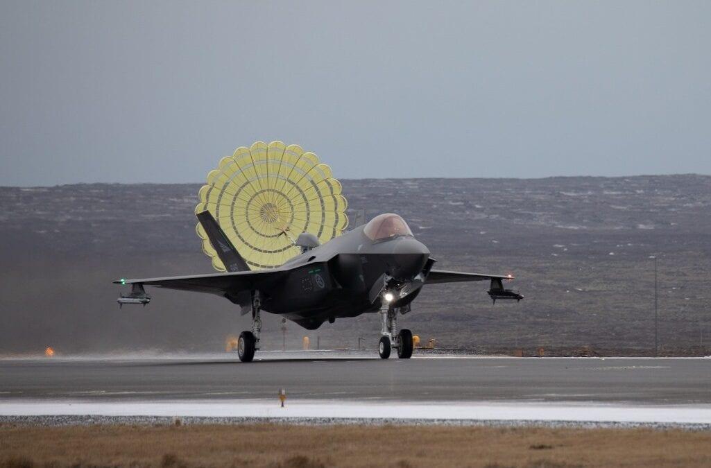 ΗΠΑ-ΗΑΕ: ΕΝΔΕΧΟΜΕΝΟ ΥΠΟΓΡΑΦΗΣ ΣΥΜΦΩΝΙΑΣ ΓΙΑ F-35 ΠΡΙΝ ΤΟΝ ΜΠΑΪΝΤΕΝ @ΠΤΗΣΗ