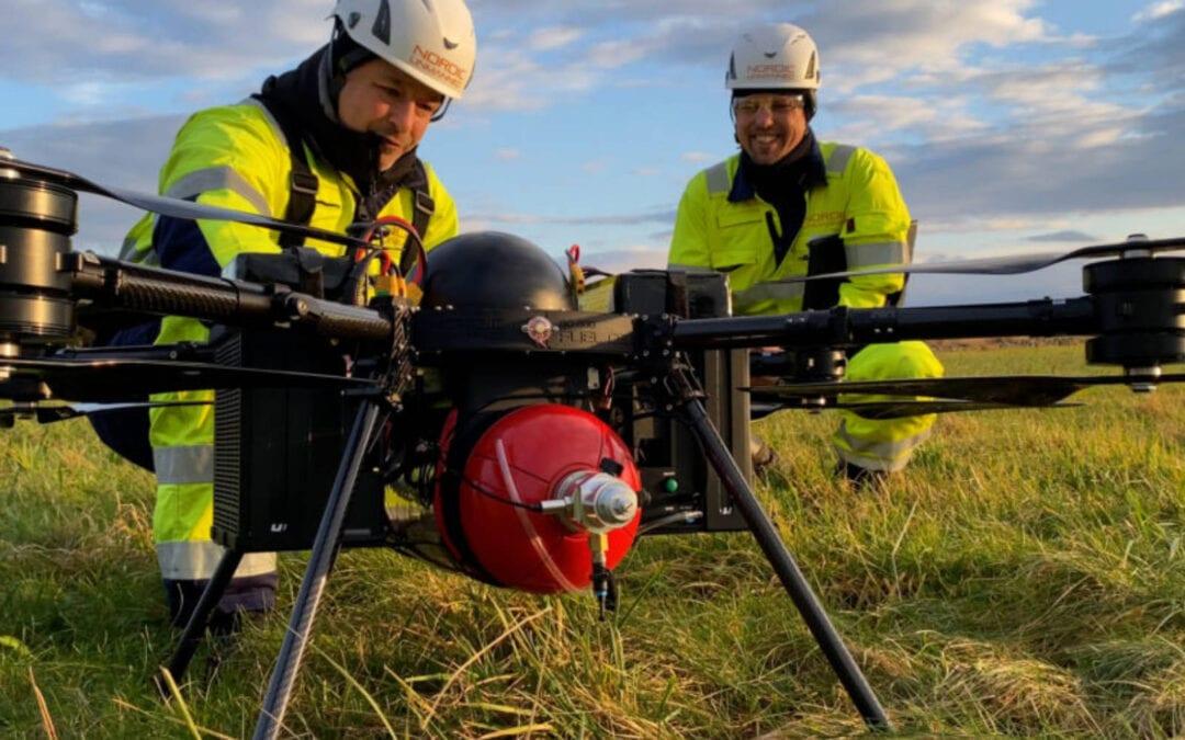 Staakar BG-200: ΠΡΩΤΗ ΔΟΚΙΜΑΣΤΙΚΗ ΠΤΗΣΗ ΓΙΑ ΤΟ ΣΚΑΝΔΙΝΑΒΙΚΟ DRONE ΥΔΡΟΓΟΝΟΥ!
