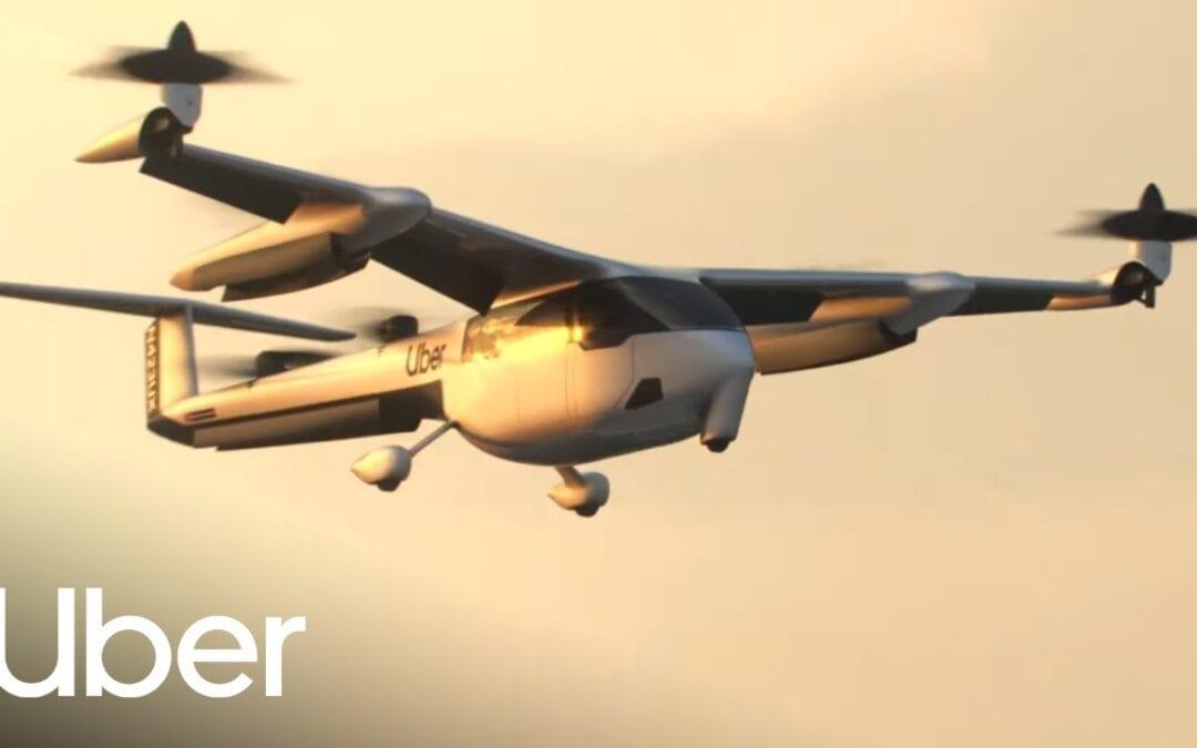 Η Joby Aviation εξαγόρασε την Uber Elevate ΓΙΑ ΤΑ ΗΛΕΚΤΡΙΚΑ Drones ΑΣΤΙΚΗΣ ΜΕΤΑΚΙΝΗΣΗΣ