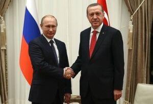 Ερντογάν-Πούτιν