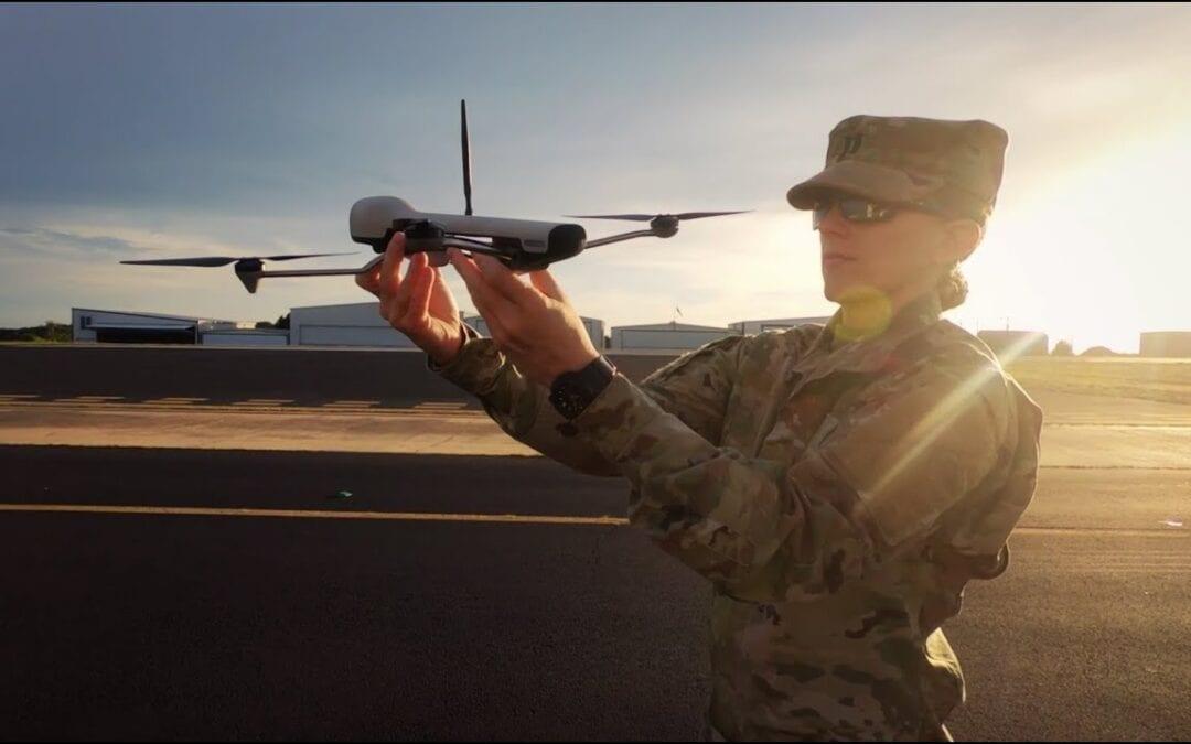ΗΠΑ: Η ΚΙΝΑ ΕΚΤΟΣ ΤΩΝ DRONES ΣΤΡΑΤΙΩΤΙΚΗΣ ΧΡΗΣΗΣ ΤΟΥ ΠΡΟΓΡΑΜΜΑΤΟΣ (the Blue sUAS program)