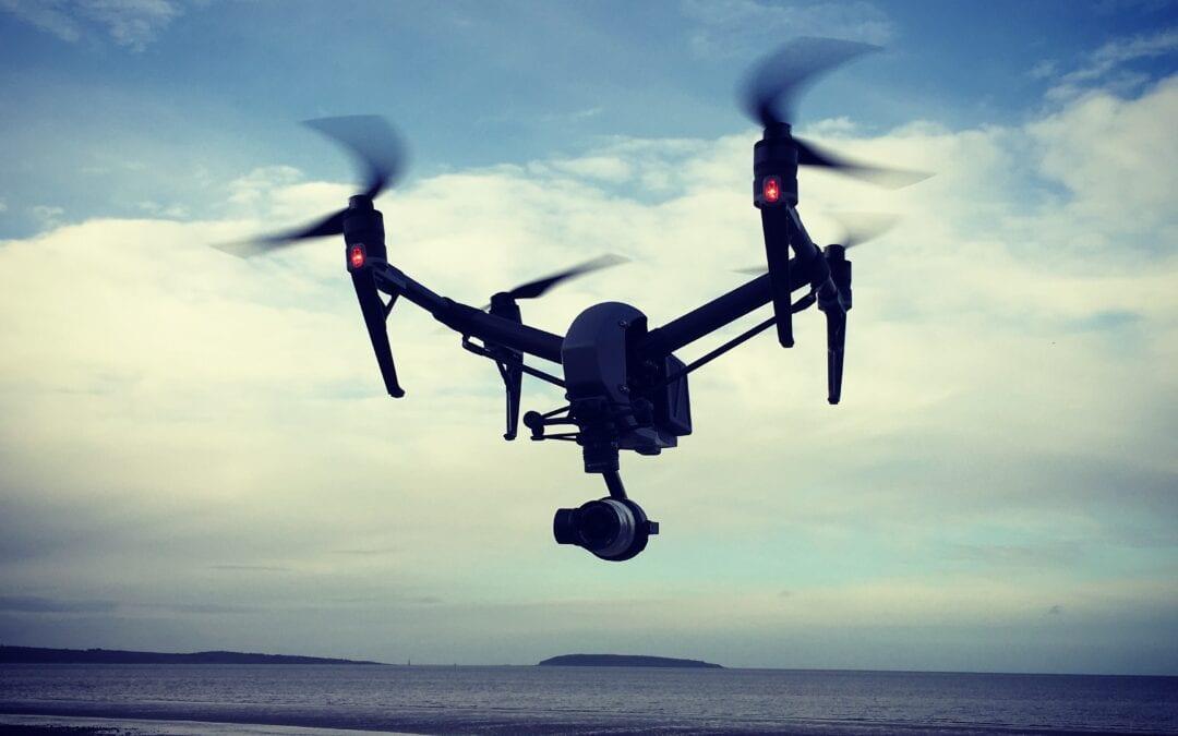 """ΚΑΡΛ ΣΜΙΤ: """"ΕΚΡΗΚΤΙΚΗ"""" Η ΑΝΑΠΤΥΞΗ ΤΩΝ ΧΡΗΣΕΩΝ ΓΙΑ ΤΑ Drones!"""