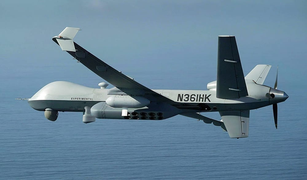 GA-ASI: ΟΛΟΚΛΗΡΩΜΕΝΟ ΣΥΣΤΗΜΑ ASW ΣΕ ΕΝΑΕΡΙΑ ΠΛΑΤΦΟΡΜΑ MQ-9A Reaper