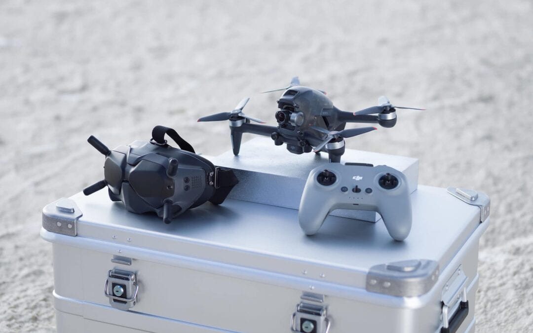 DJI FPV drone: ΛΕΙΤΟΥΡΓΙΚΗ ΚΑΙΝΟΤΟΜΙΑ ΚΙΝΗΣΗΣ ΣΩΜΑΤΟΣ (Somatosensory Control)
