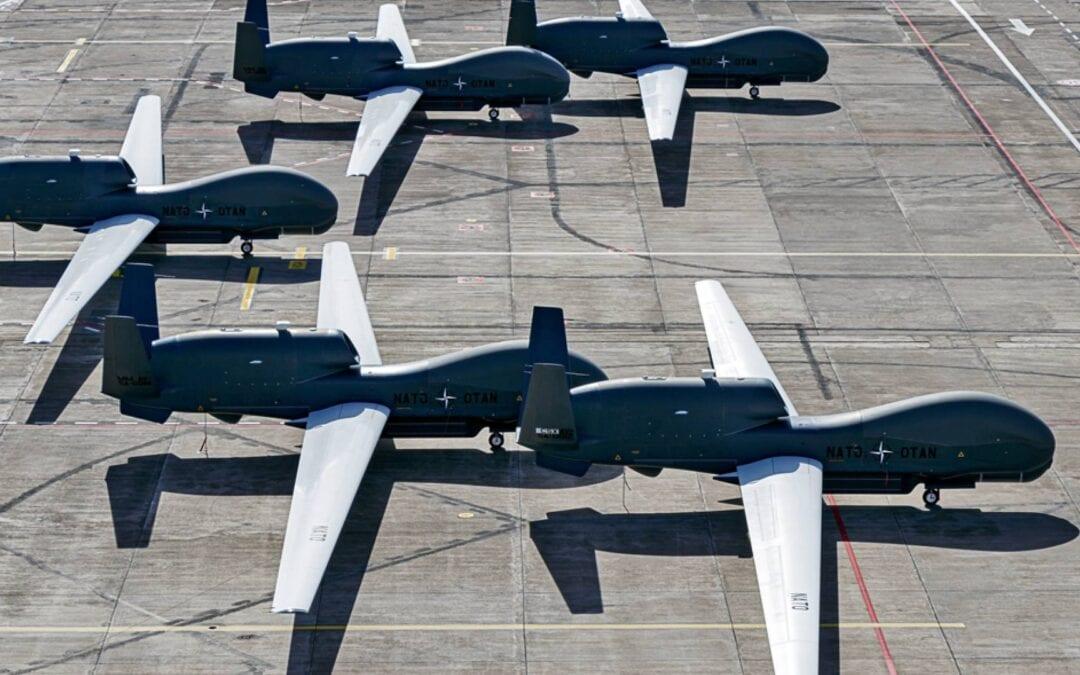 NATO: ΠΙΣΤΟΠΟΙΗΣΗ ΑΡΧΙΚΗΣ ΕΠΙΧΕΙΡΗΣΙΑΚΗΣ ΧΡΗΣΗΣ (IOC) ΓΙΑ ΤΑ Northrop Grumman RQ-4D Phoenix