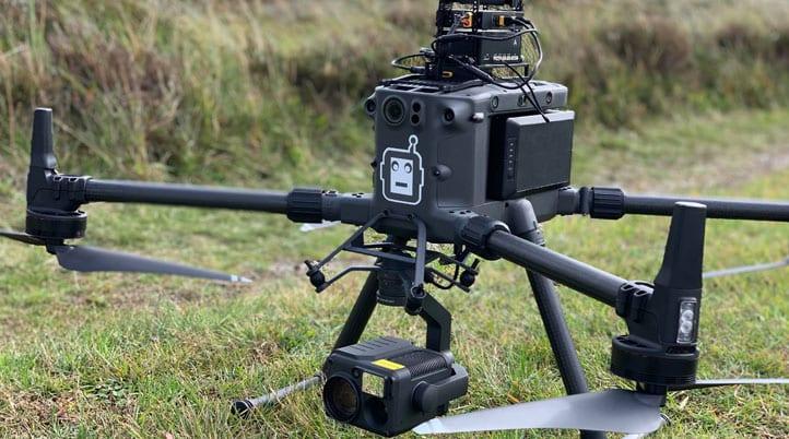 Robotto's AWRA Drone