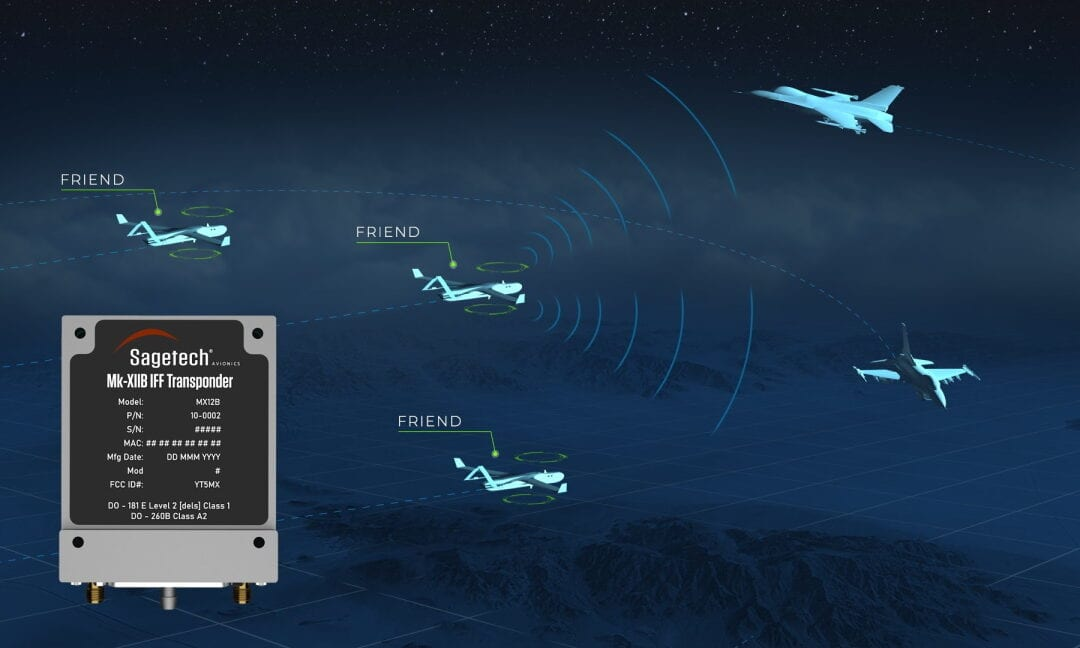 Micro IFF UAS Transponder Receives DoD AIMS Certification