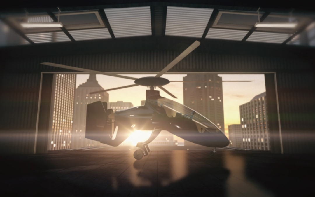 Skyworks-Aeronautics-and-its-eVTOL