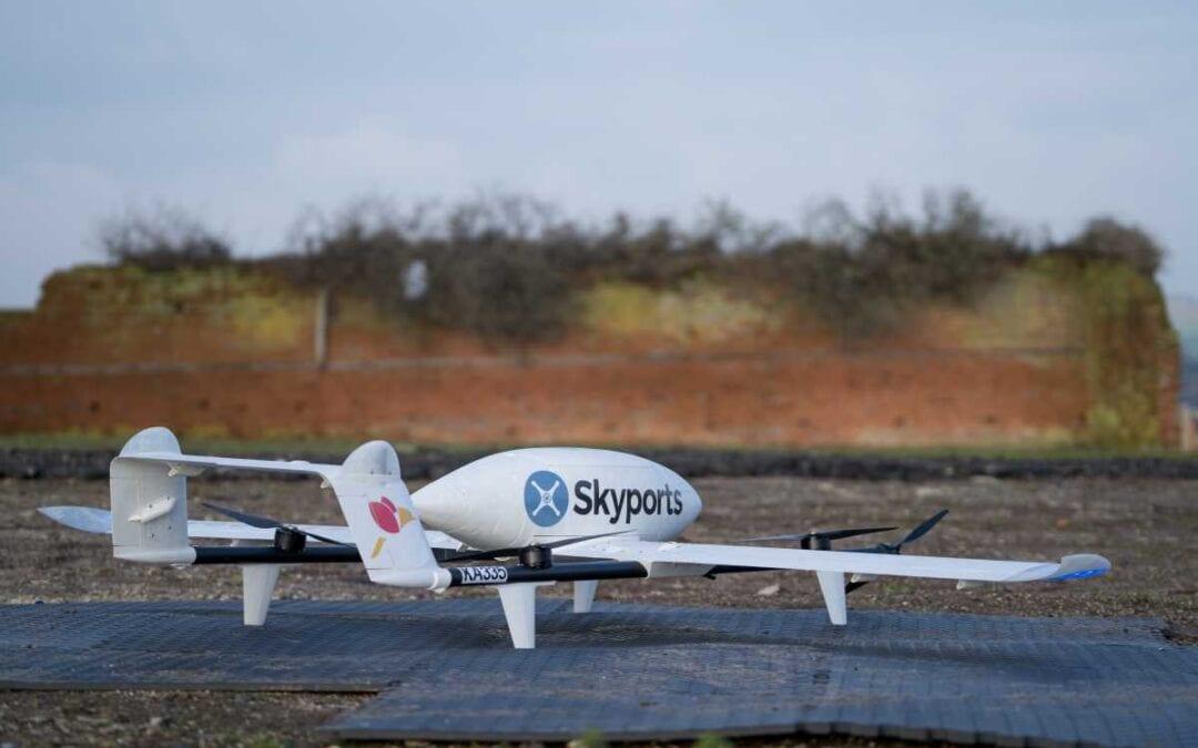Drones in Aeromedical Logistics…