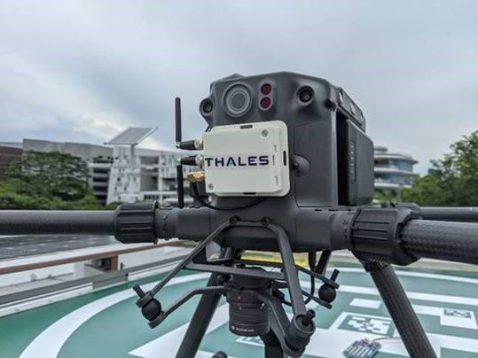 H3 Dynamics-Thales: ΔΟΚΙΜΗ ΧΡΗΣΗΣ ΑΥΤΟΝΟΜΟΥ ΣΥΣΤΗΜΑΤΟΣ ΕΠΙΤΗΡΗΣΗΣ ΠΤΗΣΗΣ για… Drones