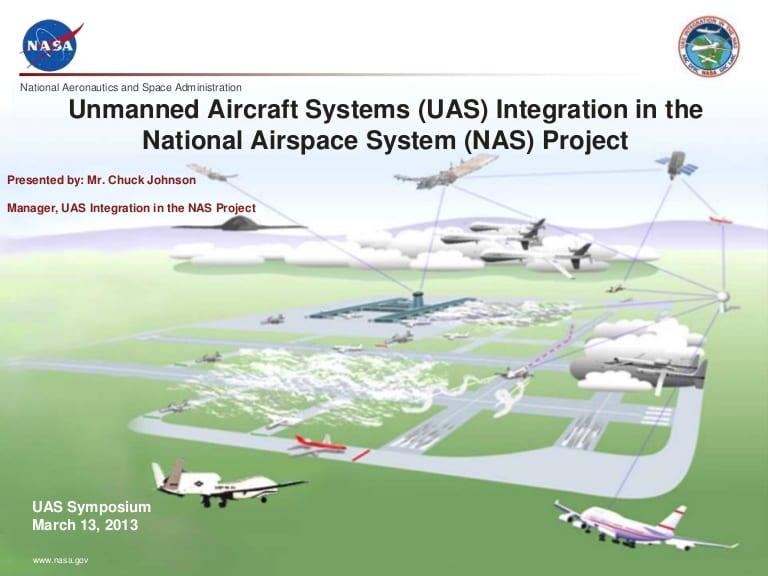 ΗΠΑ-NASA: UAS-NAS C2 Project ΓΙΑ ΤΗΝ ΑΠΟΦΥΓΗ ΕΝΑΕΡΙΩΝ ΣΥΓΚΡΟΥΣΕΩΝ (DAA)