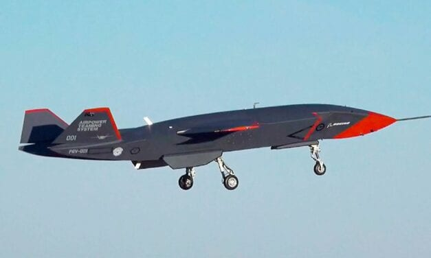 UAV Loyal Wingman: ΠΡΩΤΗ ΠΤΗΣΗ ΛΕΙΤΟΥΡΓΙΚΗΣ ΔΟΚΙΜΗΣ ΤΑΧΥΤΗΤΩΝ ΚΑΙ ΥΨΟΥΣ