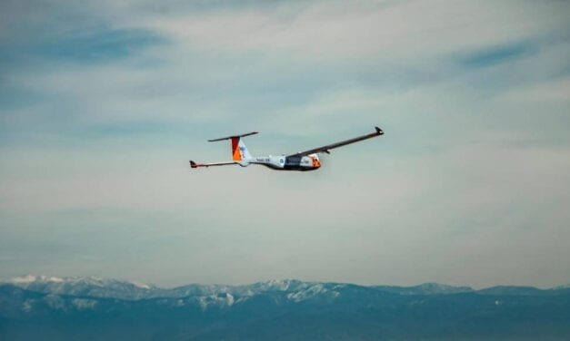 NASA-SIO: ΣΤΟΧΕΥΜΕΝΗ ΠΕΡΙΠΟΛΙΑ ΕΠΟΠΤΕΙΑΣ ΚΡΙΣΙΜΩΝ ΥΠΟΔΟΜΩΝ ΑΠΟ TO UAS AiRanger ΤΗΣ American Aerospace Technology Inc