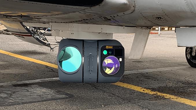 ΣΥΣΤΗΜΑ ΠΟΛΛΑΠΛΩΝ ΑΙΣΘΗΤΗΡΩΝ (AMPS) ΣΕ UAV Hermes 900 ΤΗΣ ΙΣΡΑΗΛΙΝΗΣ ELBIT