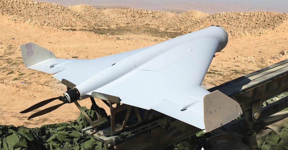 KYB-E kamikaze: ΡΩΣΙΚΟ ΕΠΙΘΕΤΙΚΟ UAV ΕΚΡΗΚΤΙΚΗΣ ΓΟΜΩΣΗΣ ΚΑΘΕΤΗΣ ΕΦΟΡΜΗΣΗΣ
