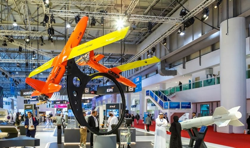 vista-dubai-airshow-drones 1