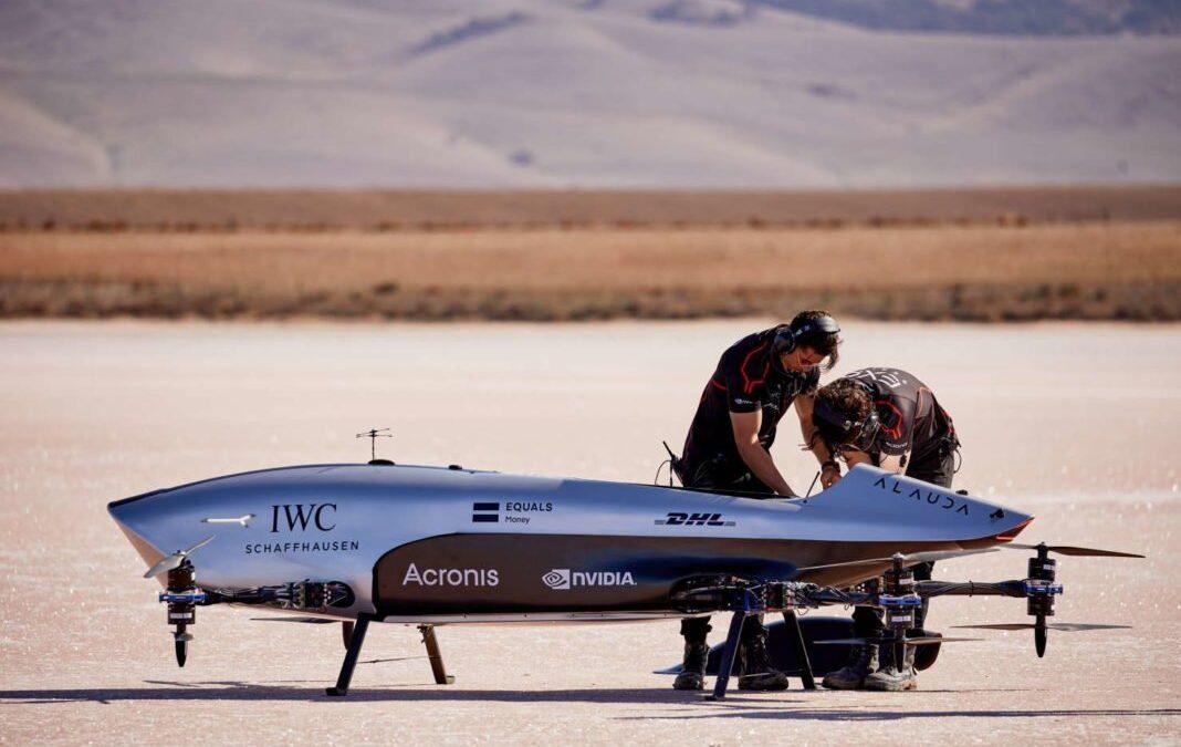 Air Mobility Revolution: ΣΥΜΠΡΑΞΗ ΤΗΣ IWC Schaffhausen ΜΕ ΤΗΝ Airspeeder
