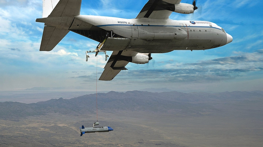Gremlins: ΕΝΑΕΡΙΑ ΑΝΑΠΤΥΞΗ ΕΠΙΘΕΤΙΚΩΝ Drones ΑΠΟ ΜΕΤΑΓΩΓΙΚΑ C-130 ΣΤΗ ΛΟΓΙΚΗ ΤΩΝ ΣΧΗΜΑΤΙΣΜΩΝ ΜΕ Α/ΦΗ 6ης ΓΕΝΙΑΣ