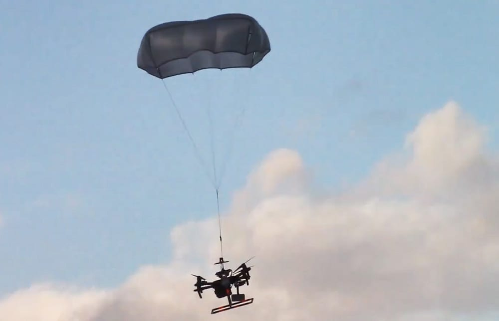ΑΣΦΑΛΕΙΑ ΠΤΗΣΕΩΝ: EΠΙΤΥΧΗΣ Η 5η ΔΟΚΙΜΗ ΑΛΕΞΙΠΤΩΤΟΥ ΑΝΑΚΤΗΣΗΣ drone ΑΠΟ ΤΗΝ NUAIR!