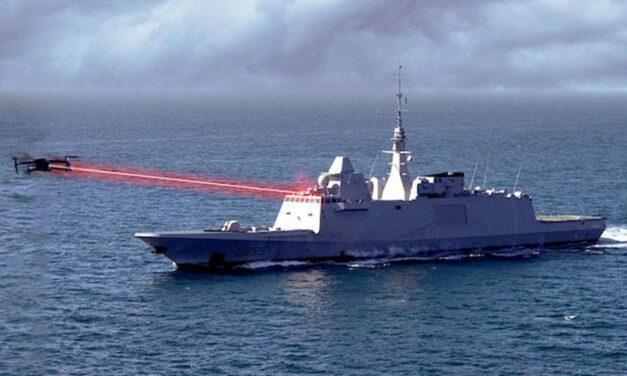 ΓΑΛΛΙΚΟ ΝΑΥΤΙΚΟ: ΔΟΚΙΜΗ anti-drone ΟΠΛΟΥ laser