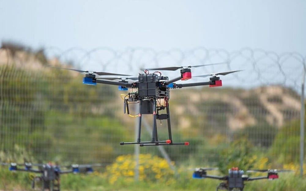 ΙΣΡΑΗΛ-experimental Ghost Unit: ΕΥΕΛΙΚΤΑ ΣΜΗΝΗ ΤΕΤΡΑΚΟΠΤΕΡΩΝ Drones ΣΕ ΕΠΙΧΕΙΡΗΣΙΑΚΗ ΧΡΗΣΗ ΣΤΗ ΛΩΡΙΔΑ ΤΗΣ ΓΑΖΑΣ
