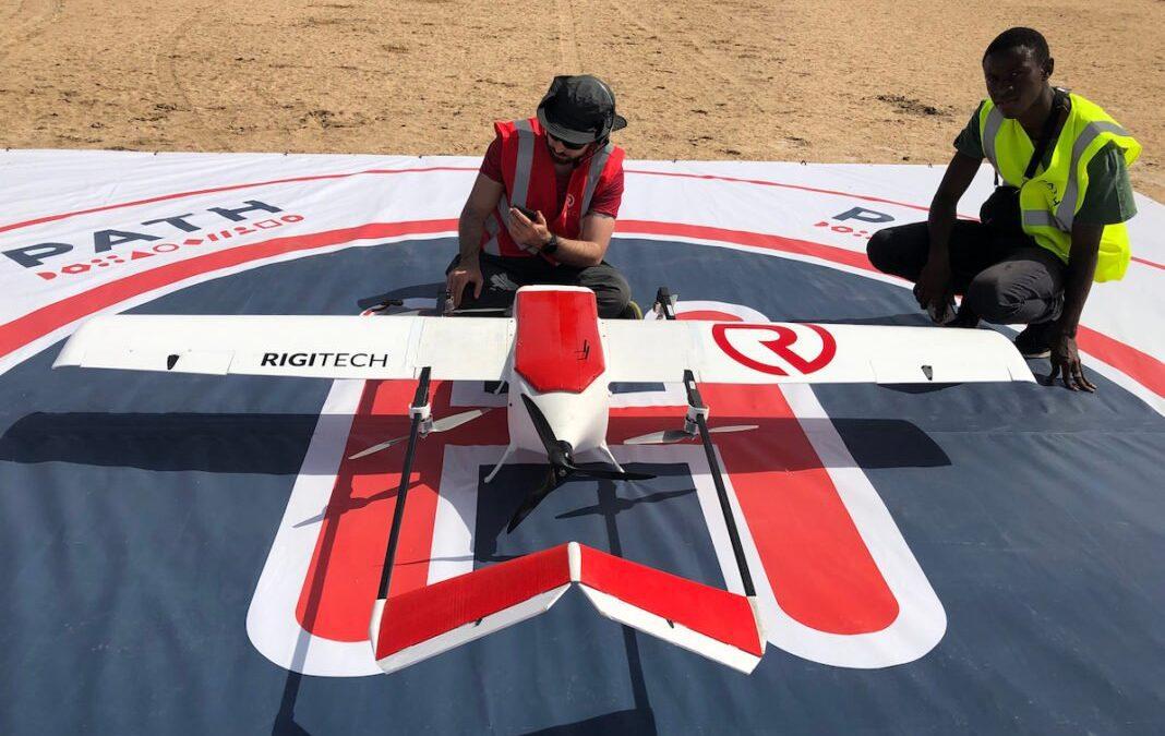 RigiOne Drone: ΑΠΟΣΤΟΛΕΣ ΜΕΤΑΦΟΡΑΣ ΙΑΤΡΙΚΟΥ ΥΛΙΚΟΥ ΣΤΗ ΣΕΝΕΓΑΛΗ