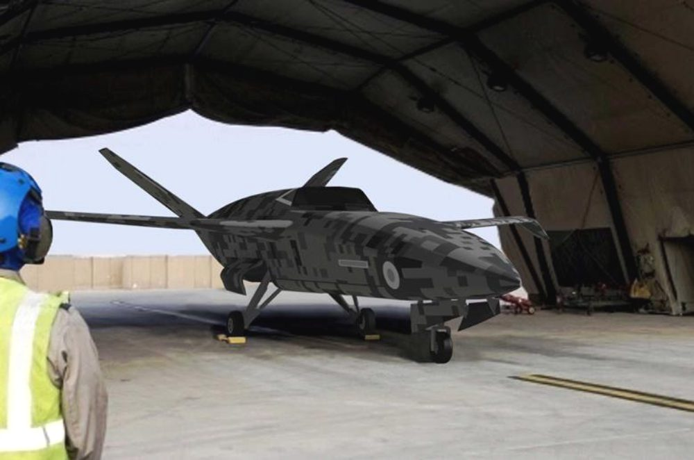UK Unmanned Fighter Project Progresses