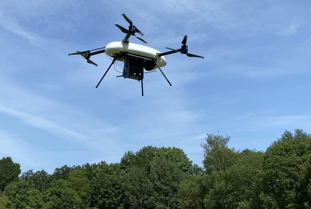 ΚΕΝΤΡΙΚΗ ΑΣΙΑ: ΕΝΤΟΠΙΣΜΟΣ ΡΑΔΙΕΝΕΡΓΕΙΑΣ ΜΕ ΤΗ ΧΡΗΣΗ Drone