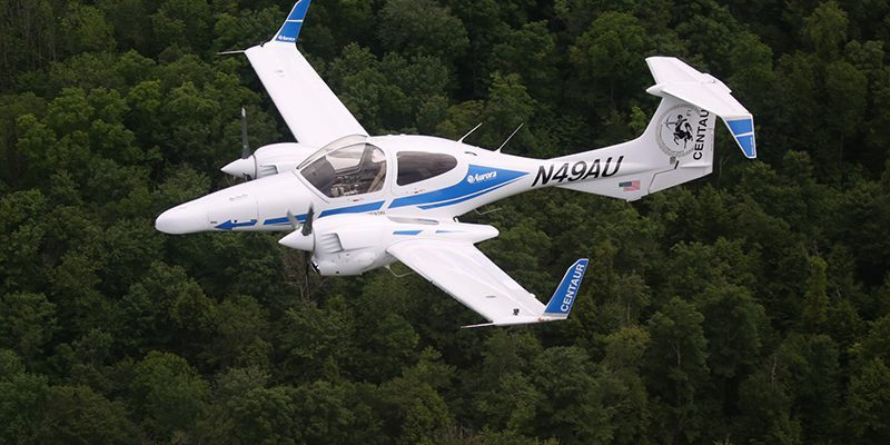 Centaur, Aurora's Optionally Piloted Aircraft (OPA)