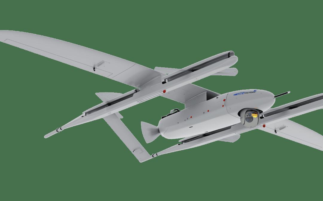 ΛΕΤΟΝΙΑ-UAV Factory: ΕΝΑΡΞΗ ΠΑΡΑΓΩΓΗΣ ΓΙΑ ΤΟ VTOL Penguin C Mk2