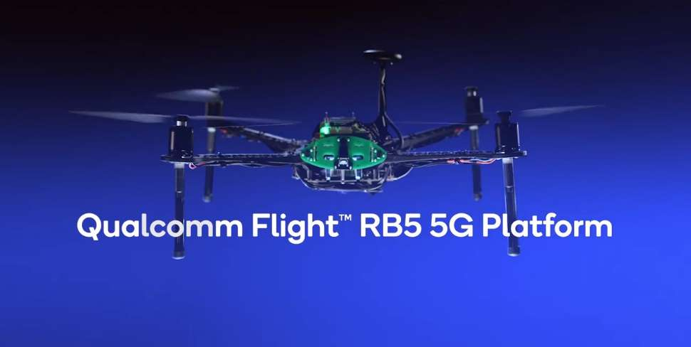 Qualcomm-Flight-RB5-5G