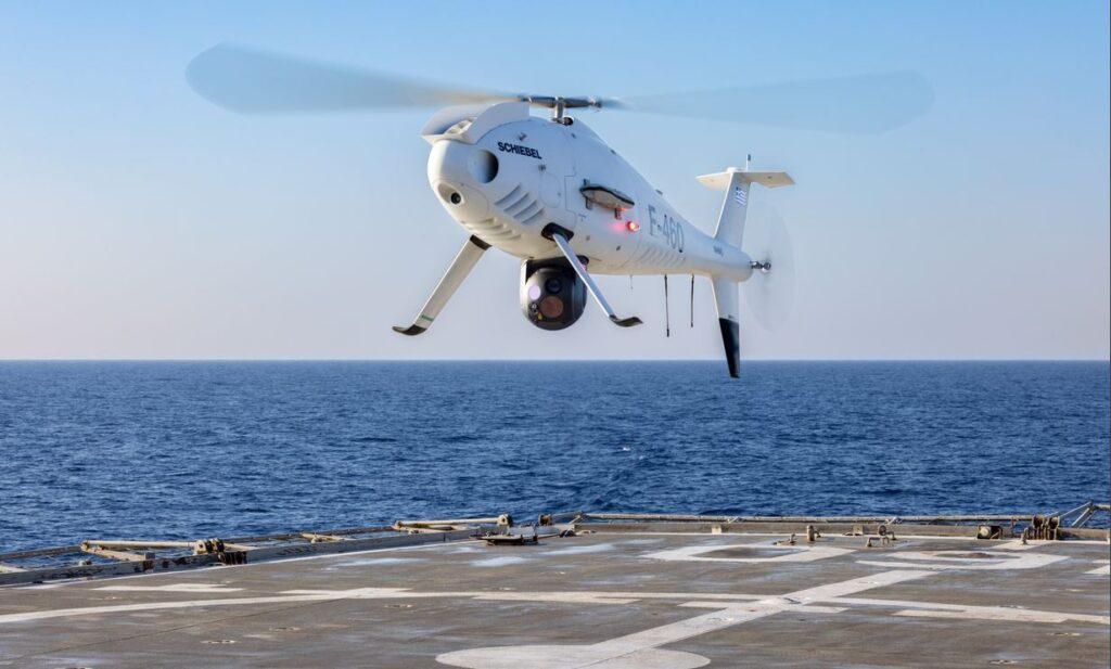 camcopter-s-100 ΠΟΛΕΜΙΚΟ ΝΑΥΤΙΚΟ