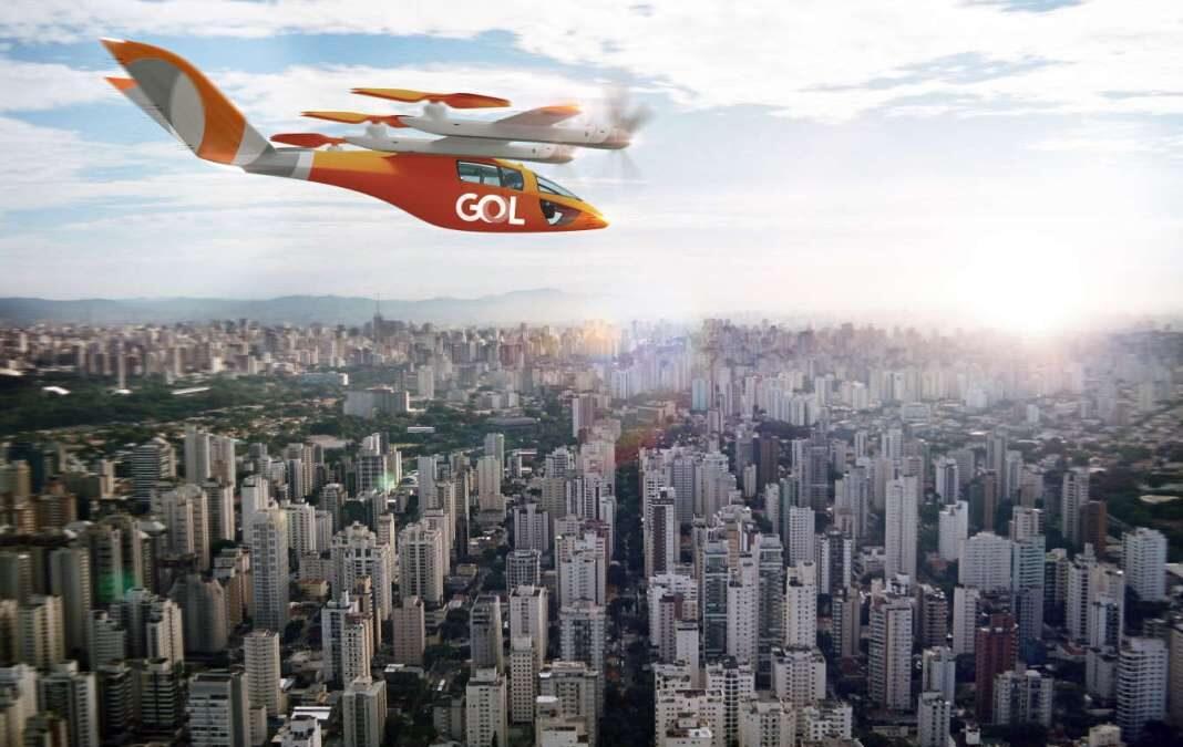 Gol and Grupo Comporte order 250 VA-X4 zero-emission aircraft from Avolon