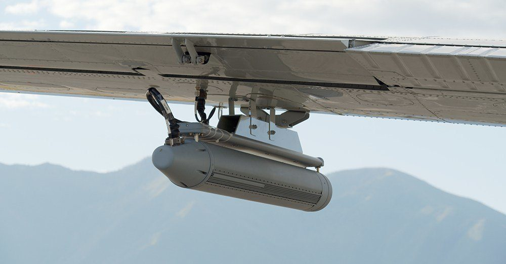 IMSAR-NSP-7: ΡΑΝΤΑΡ ΤΕΧΝΟΛΟΓΙΑΣ SAR ΜΕ ΒΑΡΟΣ ΜΟΛΙΣ 11,3 ΚΙΛΩΝ ΚΑΙ ΔΥΝΑΤΟΤΗΤΑ ΠΡΟΣΑΡΜΟΓΗΣ ΣΕ Drones