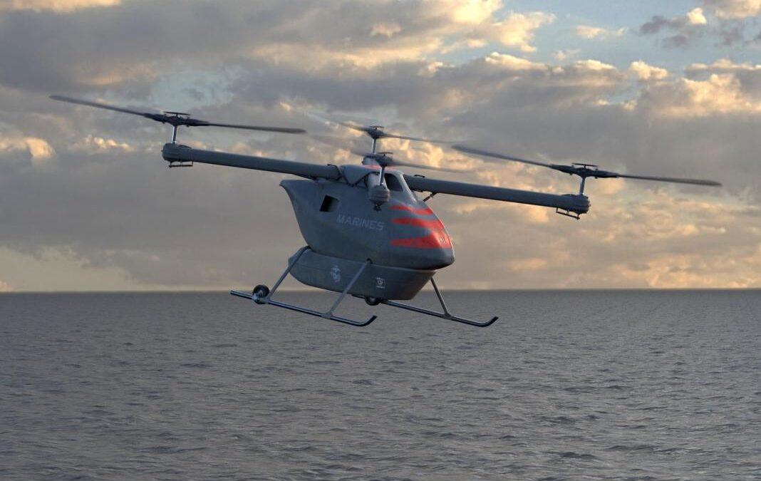 ΑΜΕΡΙΚΑΝΙΚΕΣ ΕΝΟΠΛΕΣ ΔΥΝΑΜΕΙΣ: Η Kaman Corporation ΠΑΡΟΥΣΙΑΣΕ ΤΟ KARGO UAV