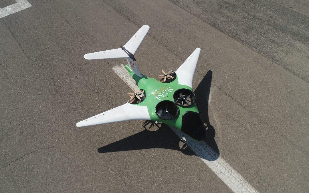 SAMAD Aerospace: ΕΝΑΡΞΗ ΤΗΣ ΔΙΑΔΙΚΑΣΙΑΣ ΠΤΗΤΙΚΗΣ ΠΙΣΤΟΠΟΙΗΣΗΣ ΓΙΑ ΤΟ Α/ΦΟΣ eVTOL Starling Cargo