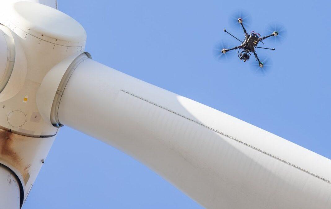 windmill-blade Perceptual Robotics