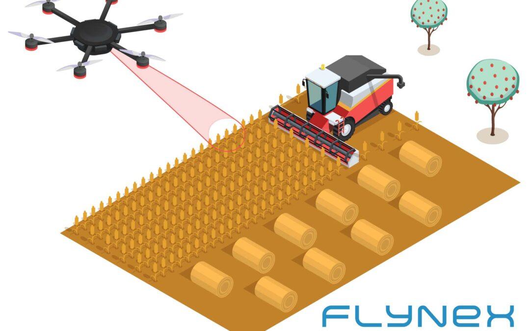 ΓΕΡΜΑΝΙΑ: ΣΥΝΕΡΓΑΣΙΑ ΤΗΣ FlyNex ΜΕ ΤΗΝ Pheno-Inspect ΓΙΑ ΤΗΝ ΑΠΟΔΟΤΙΚΗ ΧΡΗΣΗ ΤΗΣ ΤΕΧΝΗΤΗΣ ΝΟΗΜΟΣΥΝΗΣ (ΑΙ) ΣΤΗΝ ΕΞΥΠΝΗ ΓΕΩΡΓΙΑ ΤΩΝ Drones
